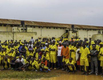 Großevangelisation im Gefängnis