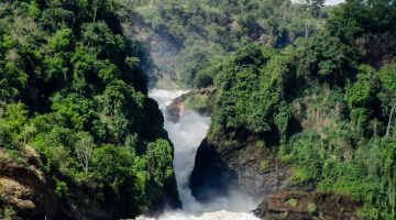 Murchison Wasserfall