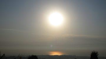 Sonne Afrikas