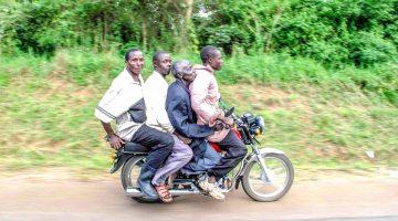 Boda Taxi