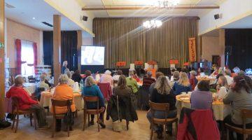 Vortrag in Deutschland