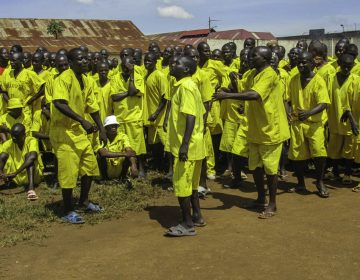 Evangelisation Upper Prison