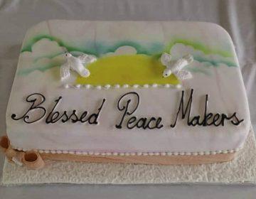 Kuchen für die Kursteilnehmer