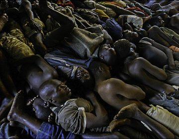 Schlafen im Platzmangel